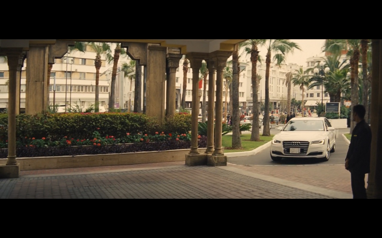Audi A8 – A Hologram for the King (2016) Movie Product Placement