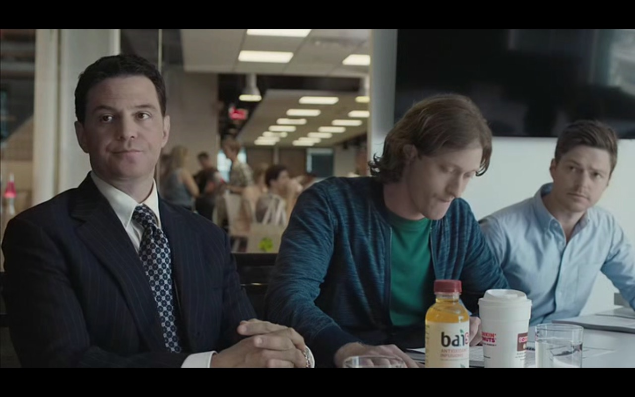 Bai And Dunkin' Donuts Coffee – Equity (2016) Movie Product Placement