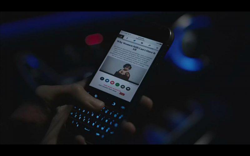 Blackberry Smartphones – Equity (1)