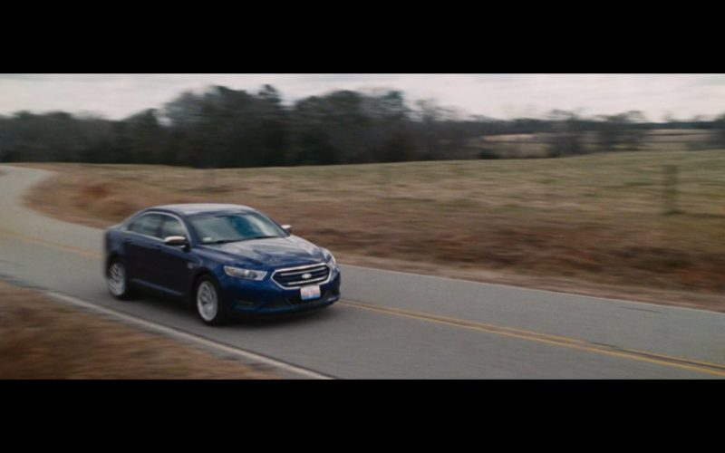 Blue Ford Mondeo – The Accountant (1)