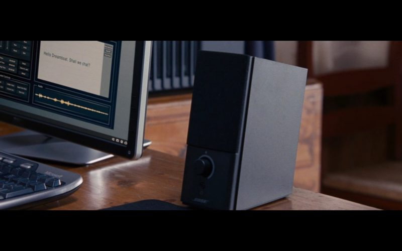 Bose - The Accountant (2016) Movie Product Placement