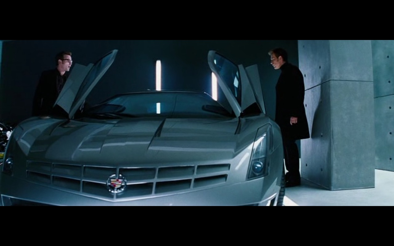 Cadillac Cien – The Island (2005) Movie Product Placement