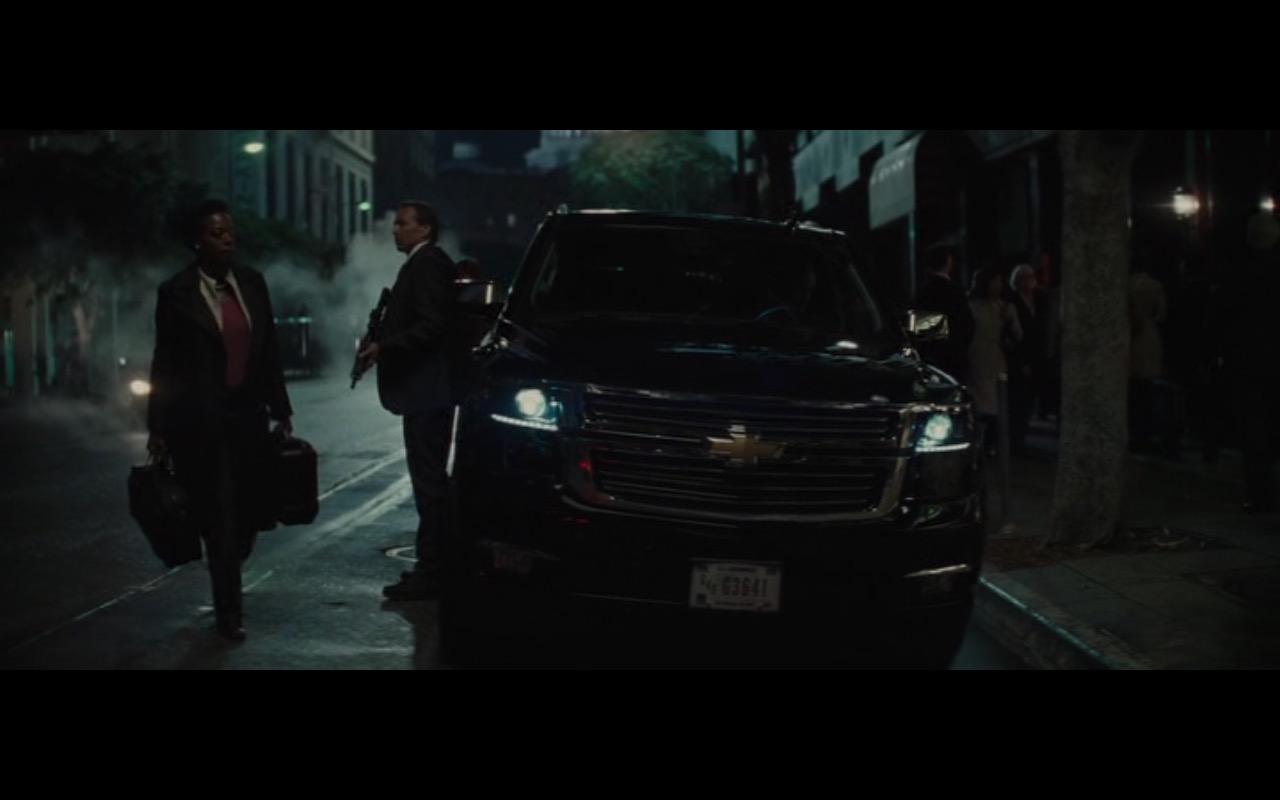 Chevrolet Tahoe - Suicide Squad (2016) - Movie Product Placement