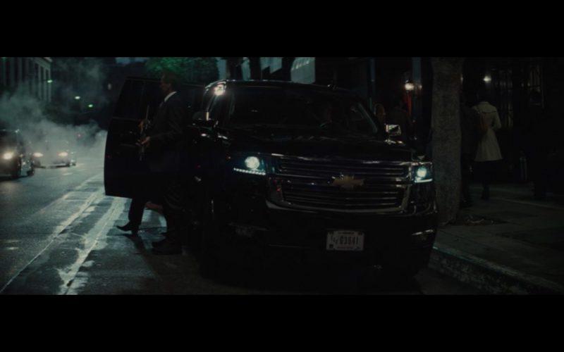 Chevrolet Tahoe – Suicide Squad (2016)