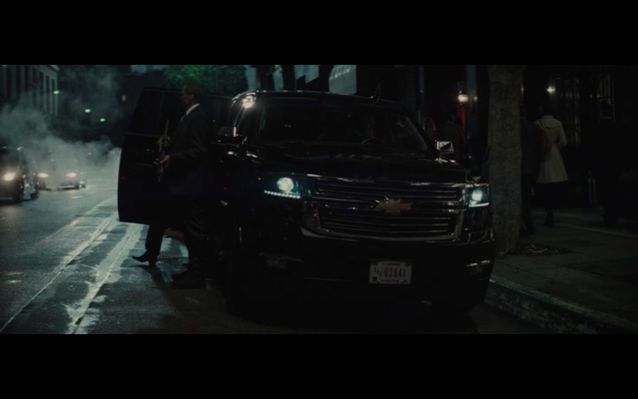 Chevrolet Tahoe - Suicide Squad (2016) Movie Product Placement