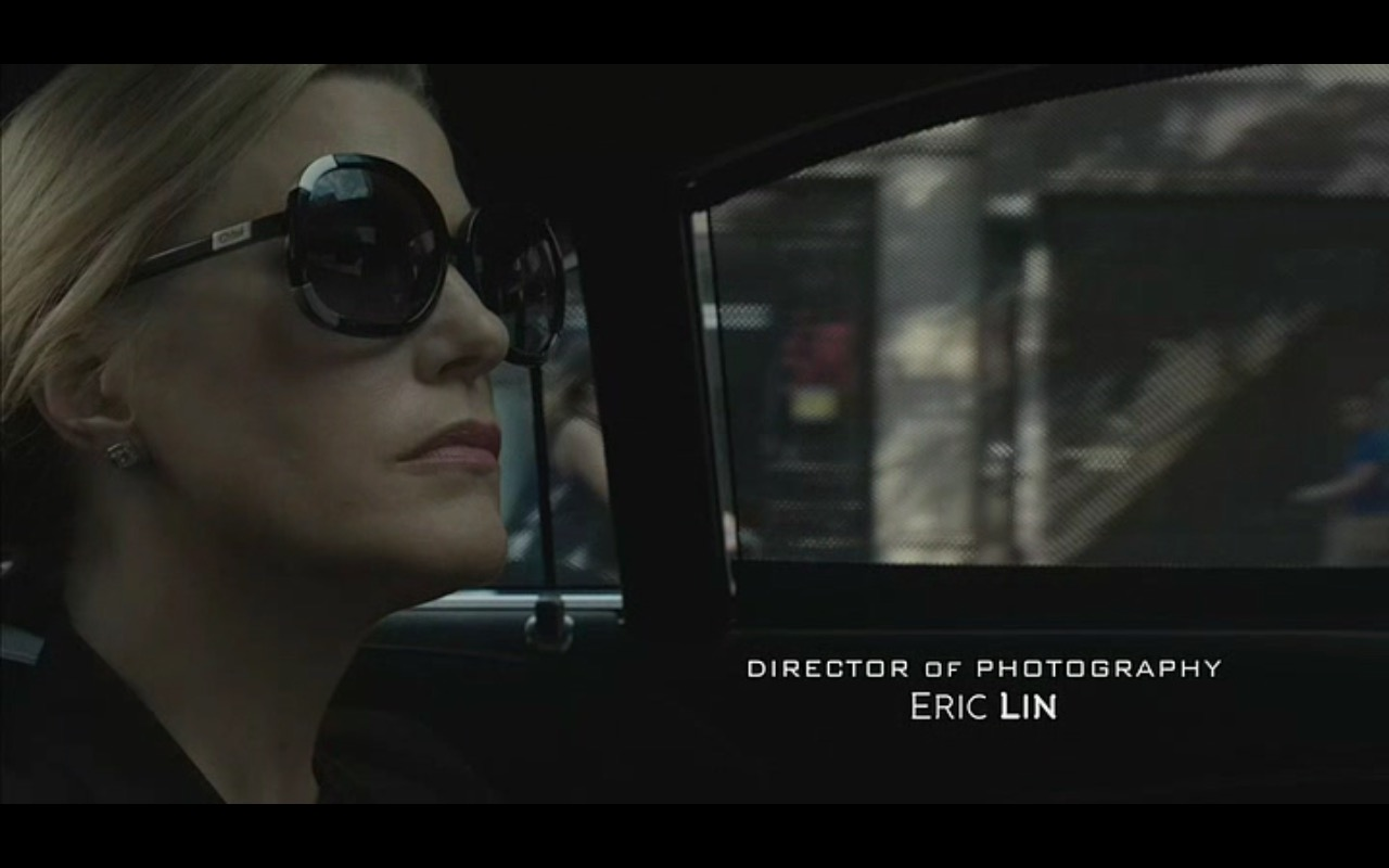 Chloe Women's Sunglasses – Equity (2016) Movie Product Placement