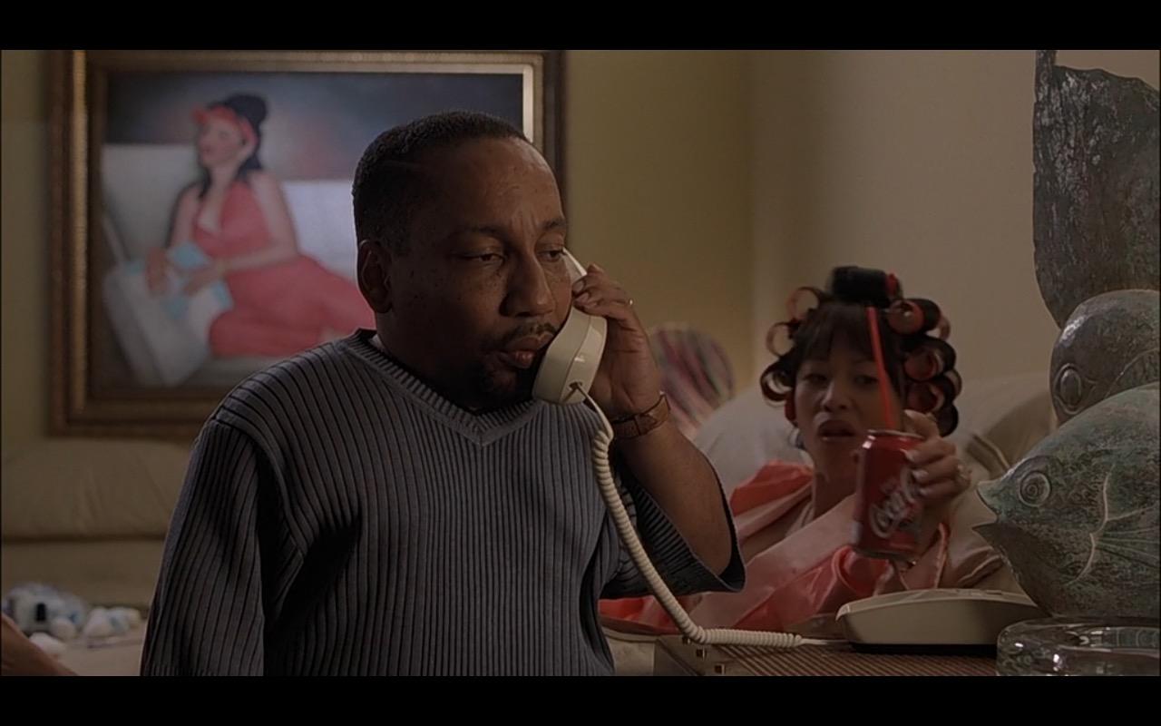 Coca-Cola – Bad Santa (2003) Movie Product Placement