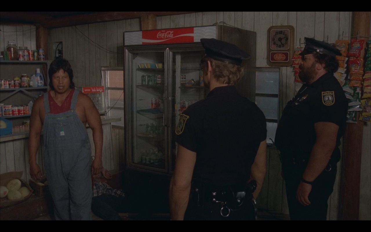 Coca-Cola – Miami Supercops (1985) Movie Product Placement