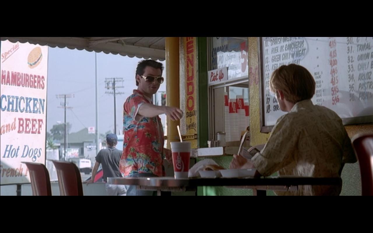 Coca-Cola – True Romance (1993) Movie Product Placement
