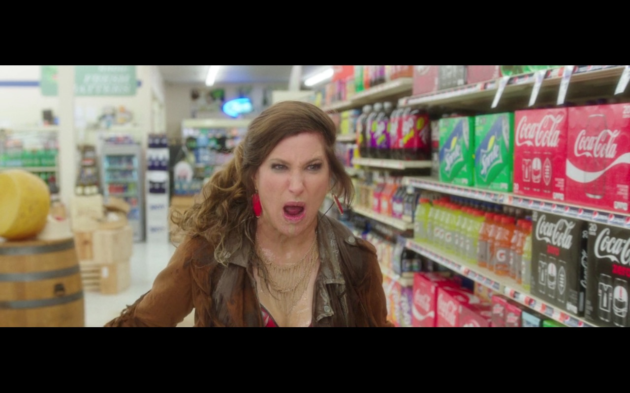Coca-Cola - Bad Moms (2016) Movie Product Placement
