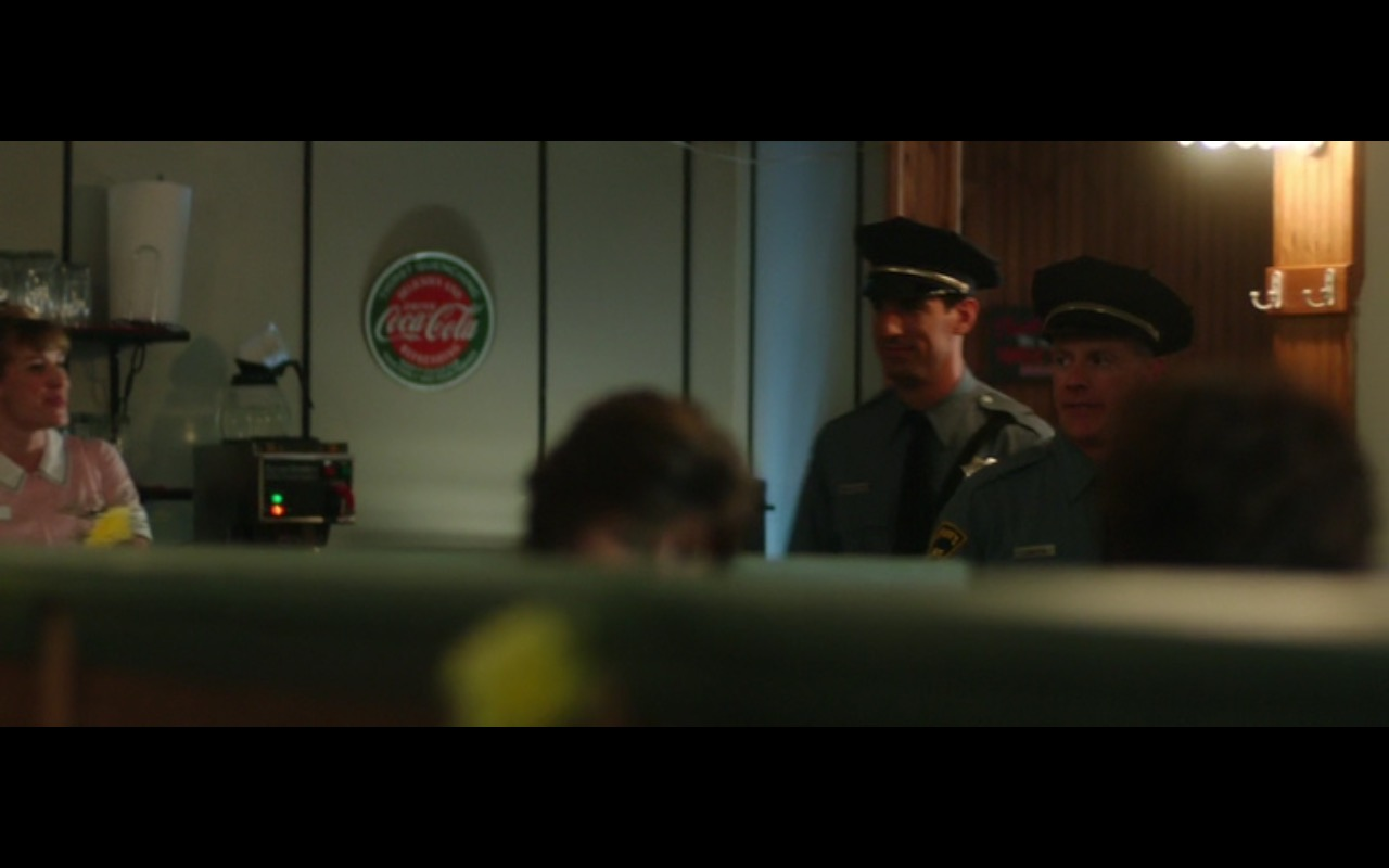 Coca-Cola - Dear Eleanor (2016) Movie Product Placement