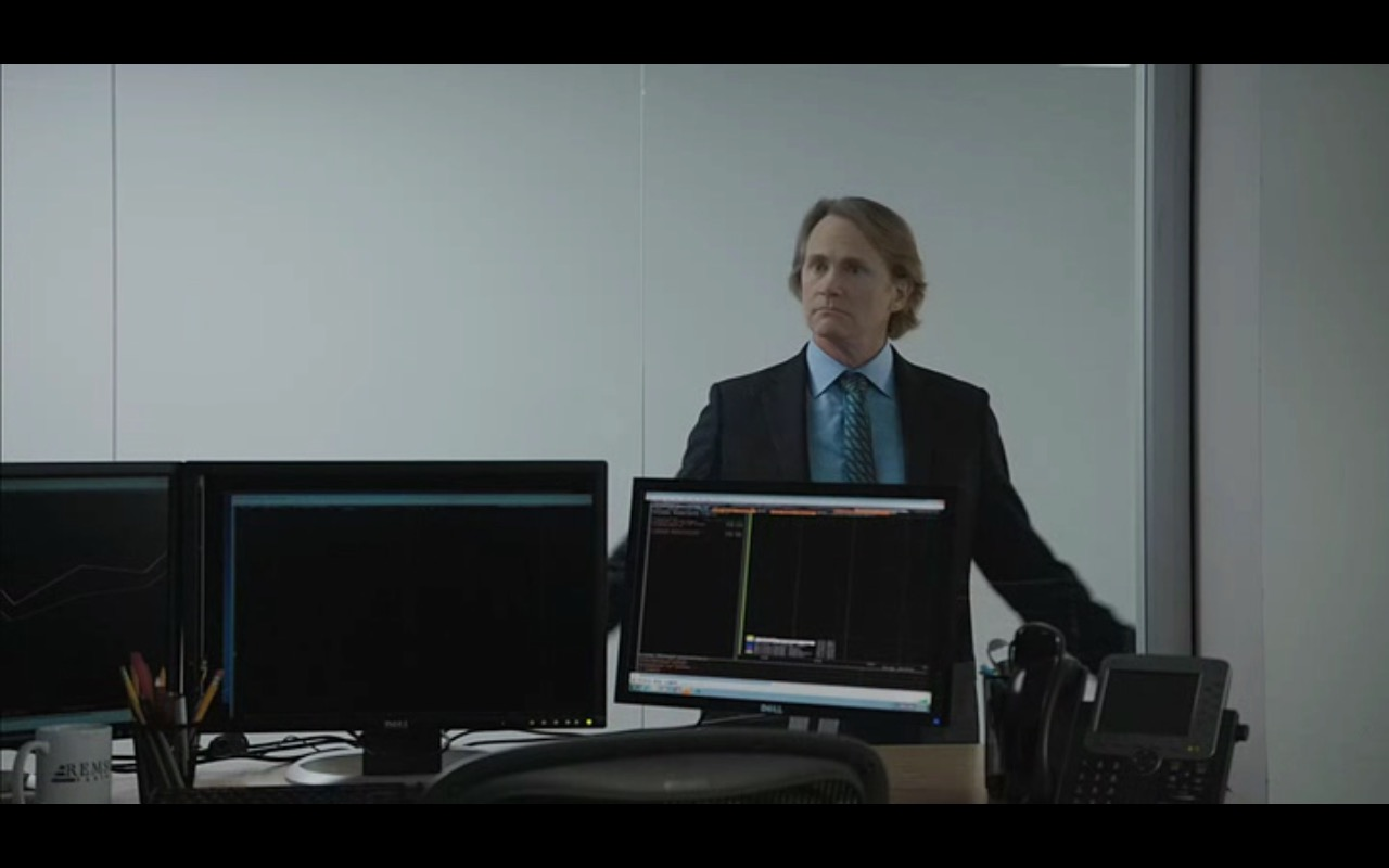 Dell Monitors – Equity (2016) Movie Product Placement