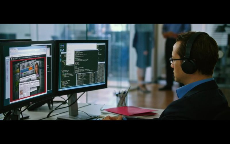 Dell Monitors – Snowden