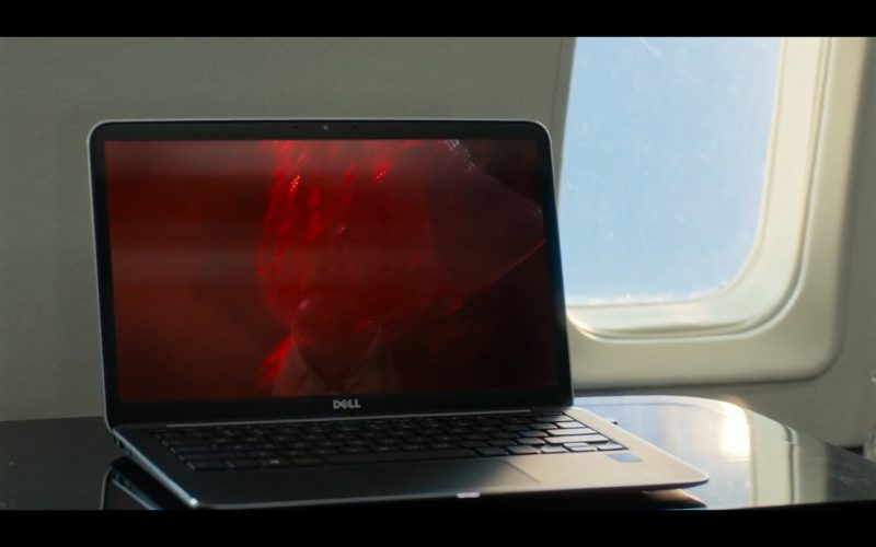 Dell Notebook – Inferno (2016) Movie Product Placement