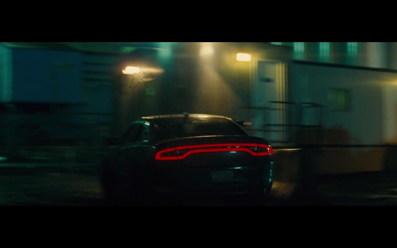 Dodge Charger – Batman v Superman: Dawn of Justice (2016) Movie Product Placement