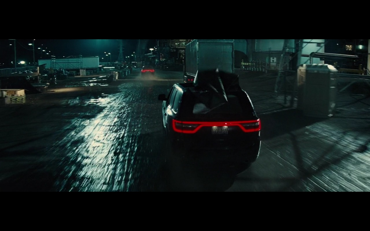 Dodge Durango – Batman v Superman: Dawn of Justice (2016) Movie Product Placement