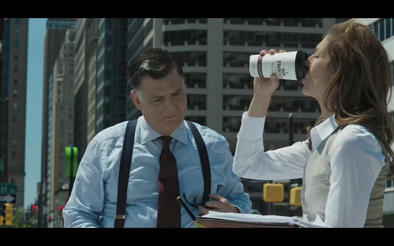 Don Francisco's Coffee – Equity (2016) Movie Product Placement