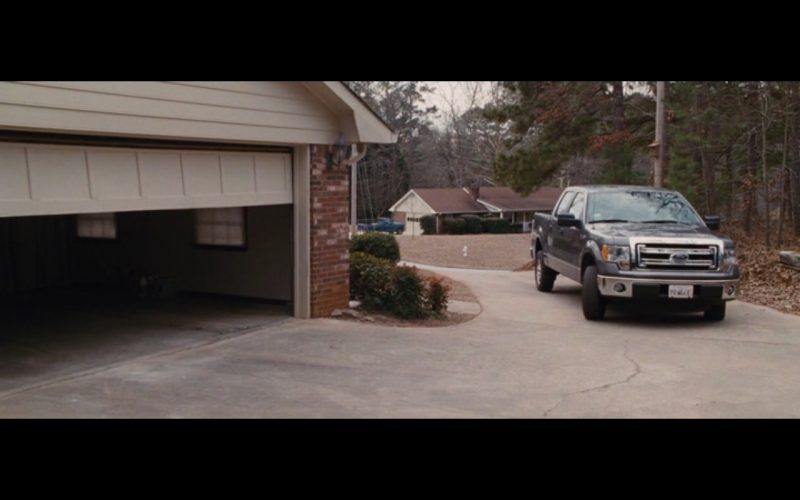 Ford F150 Pickup Truck – The Accountant (1)