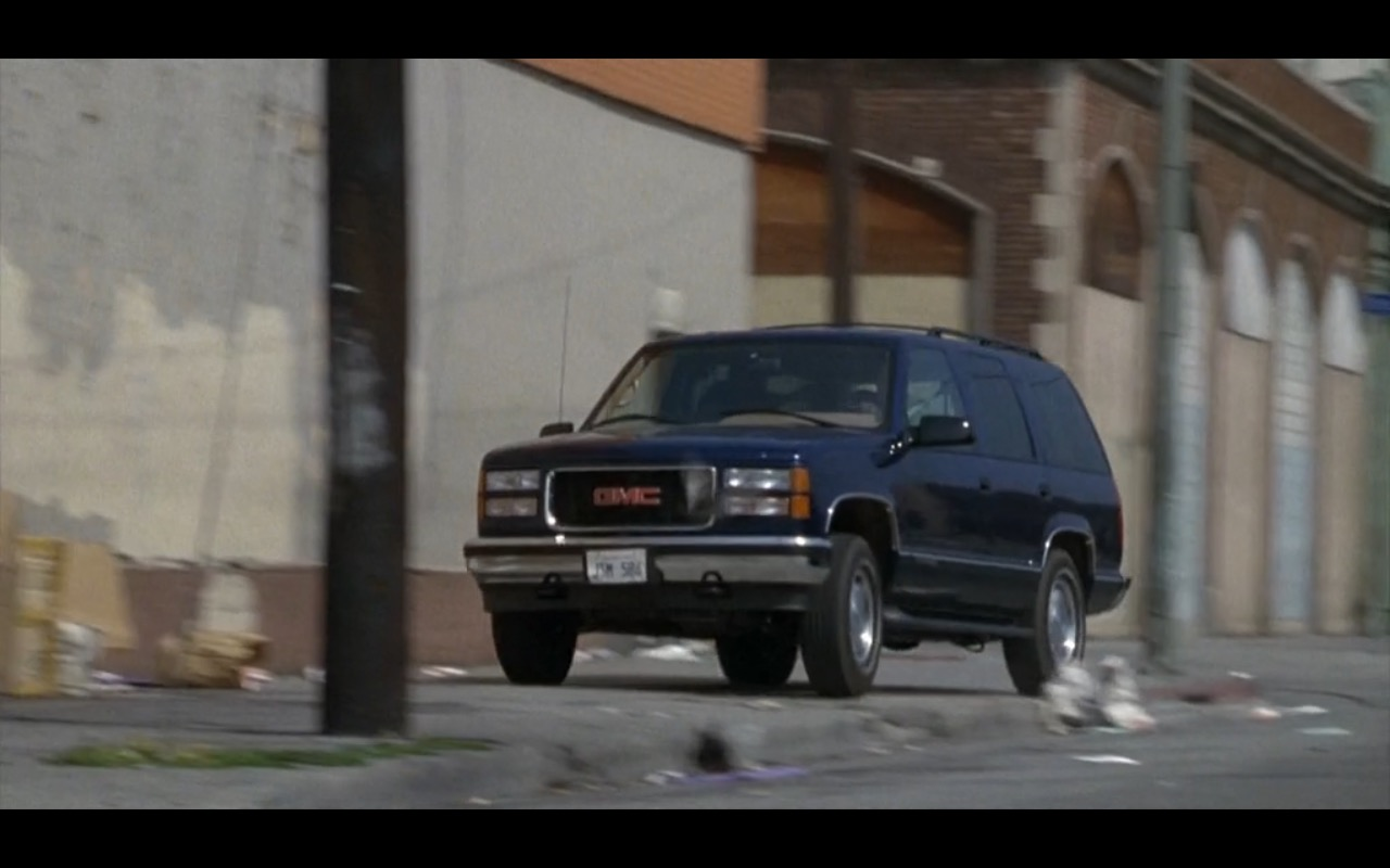 GMC Yukon - Nothing to Lose (1997) Movie Product Placement