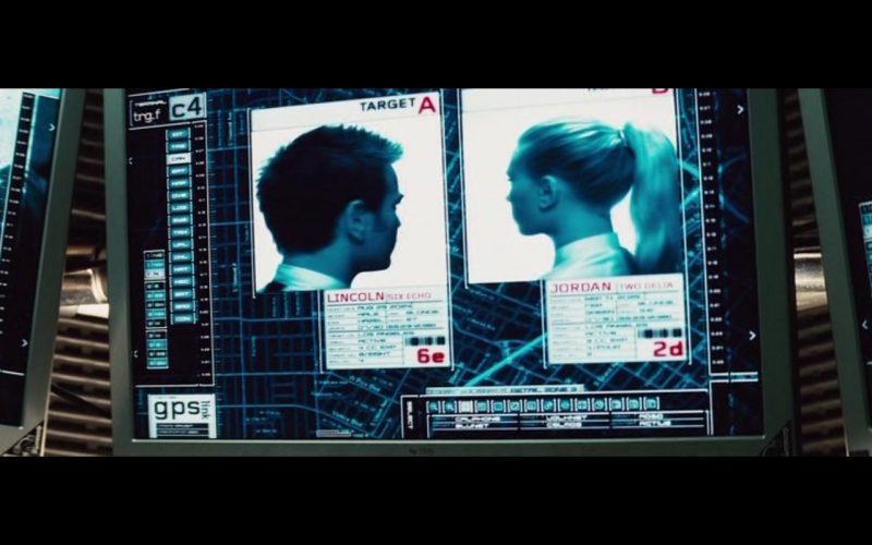 HP Monitor – The Island (2005)