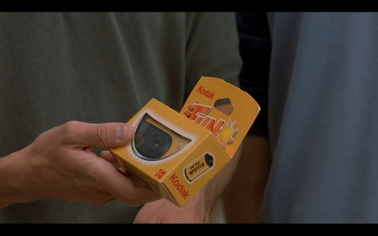 KODAK – EuroTrip (2004) Movie Product Placement