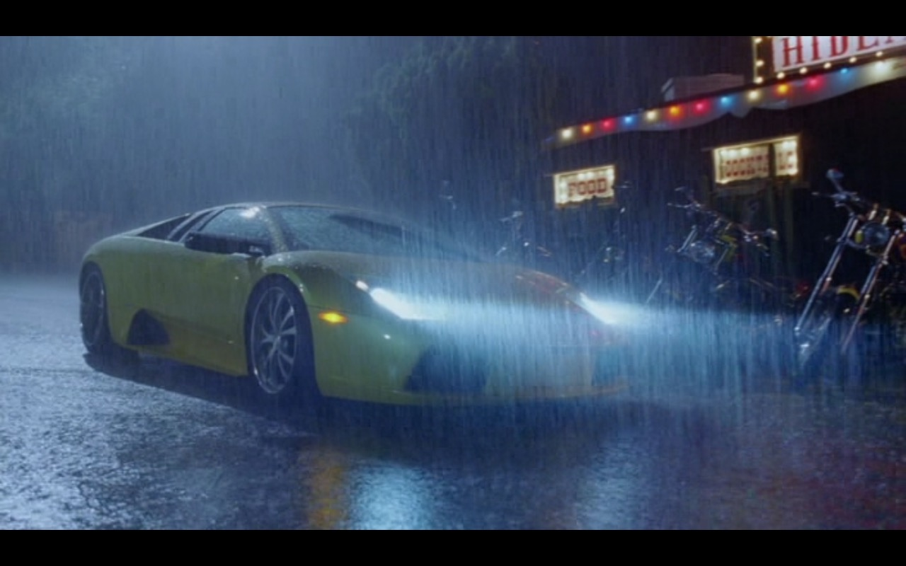 Lamborghini Murciélago - Big Stan (2007) Movie Product Placement