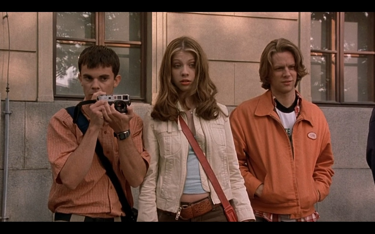 Leica M7 – EuroTrip (2004) Movie Product Placement
