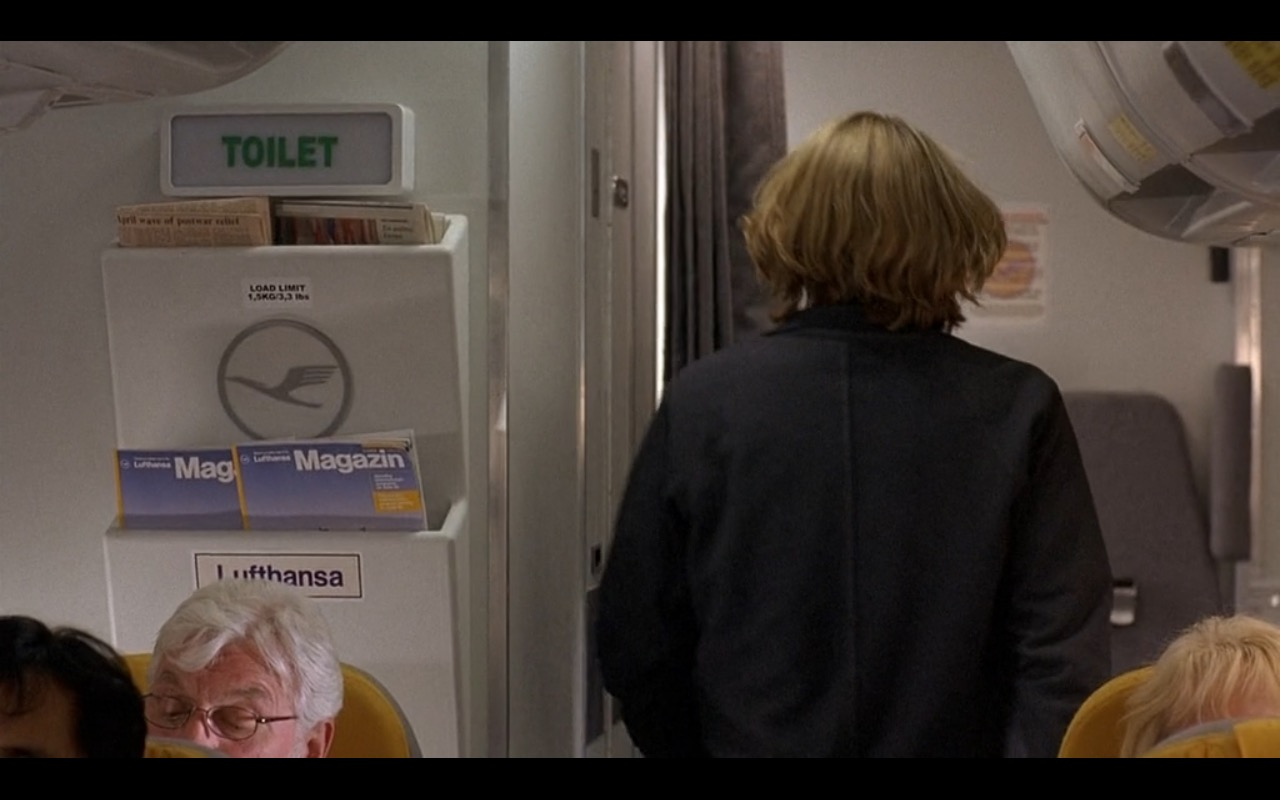 Lufthansa – EuroTrip (2004) Movie Product Placement