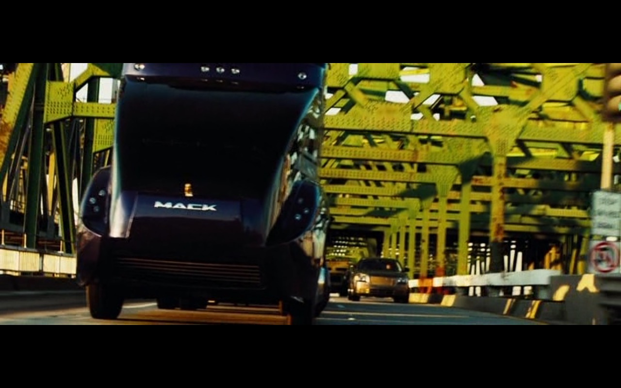 Mack Trucks – The Island (2005) Movie Product Placement