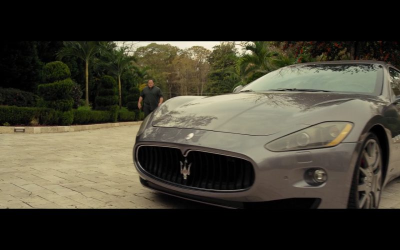Maserati GranTurismo - True Memoirs of an International Assassin (2016) Movie Product Placement