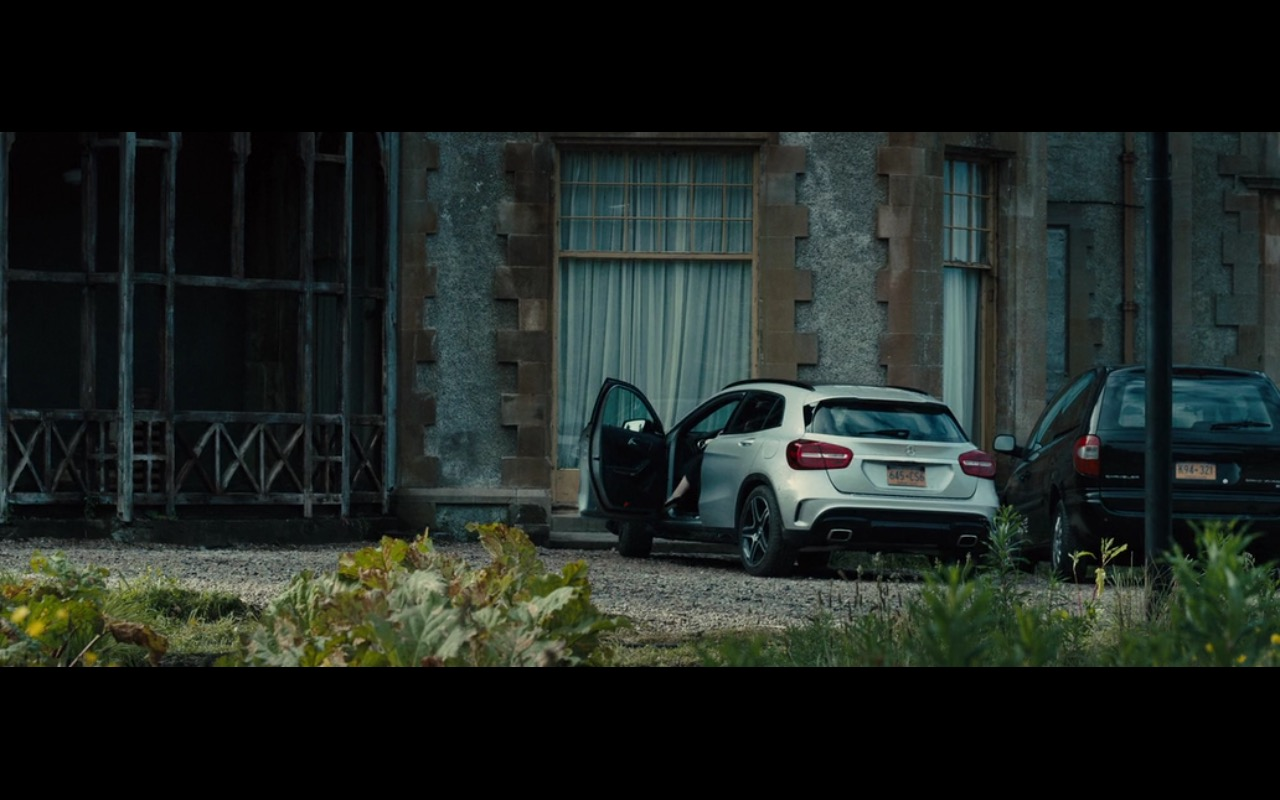 Mercedes-Benz - Morgan (2016) Movie Product Placement