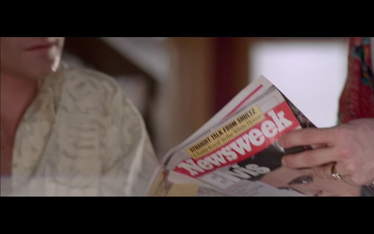 Newsweek - True Romance (1993) Movie Product Placement