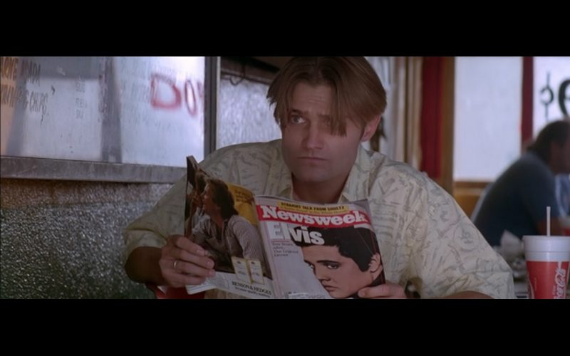 Newsweek and Coca-Cola – True Romance (1993) Movie Product Placement