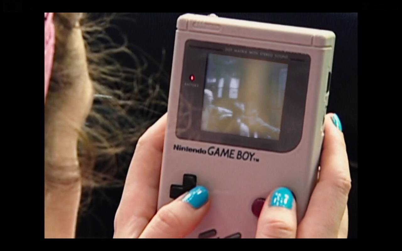 Nintendo - Mr. Robot TV Show Product Placement