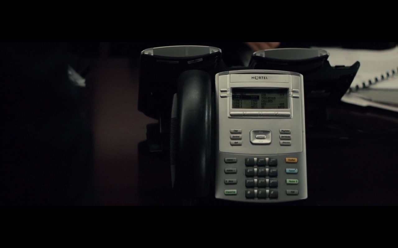 Nortel – Batman v Superman: Dawn of Justice (2016) Movie Product Placement