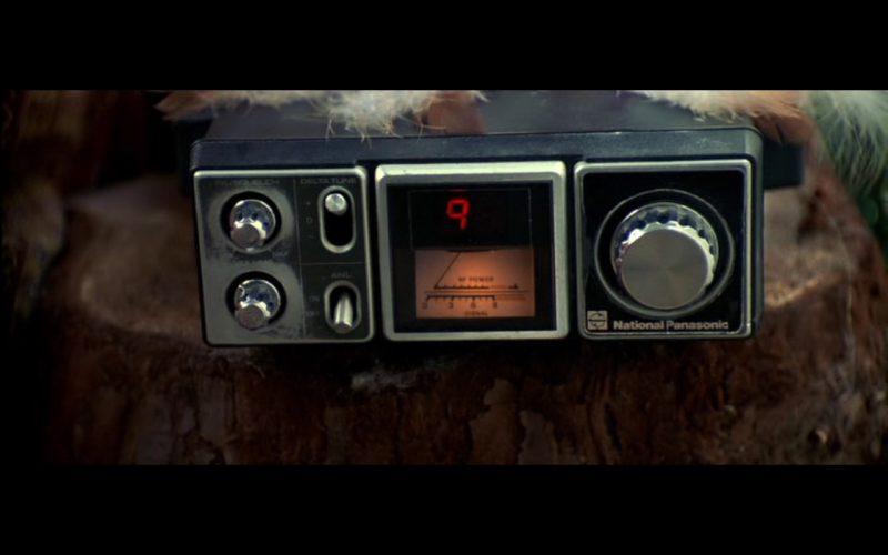 Panasonic – Without a Paddle (2004)