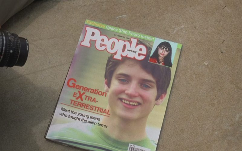 People Magazine – The Faculty (1998)