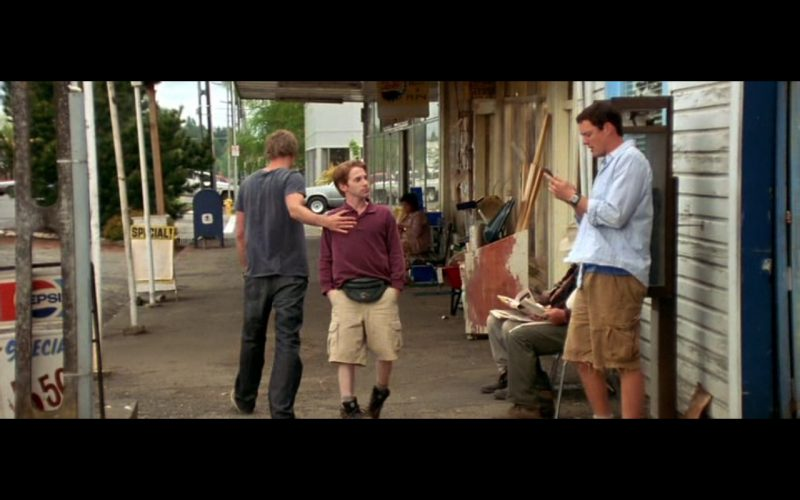 Pepsi - Without a Paddle (2004) Movie Product Placement