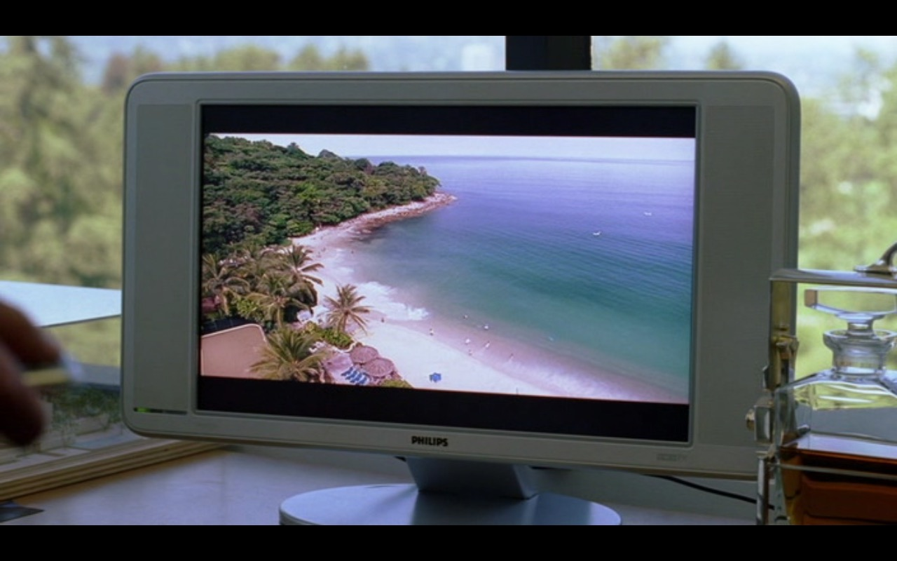 Philips TV - Big Stan (2007) Movie Product Placement