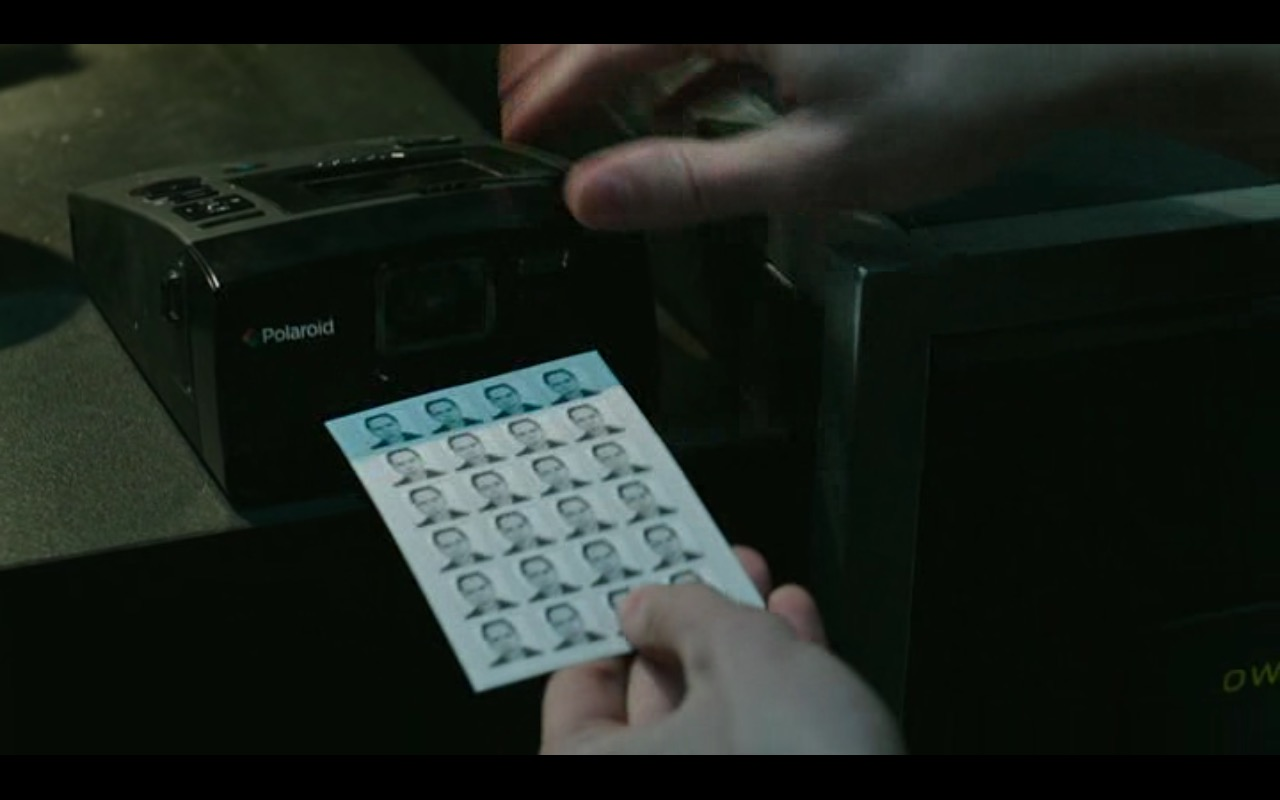 Polaroid - Now You See Me 2 (2016) Movie Product Placement