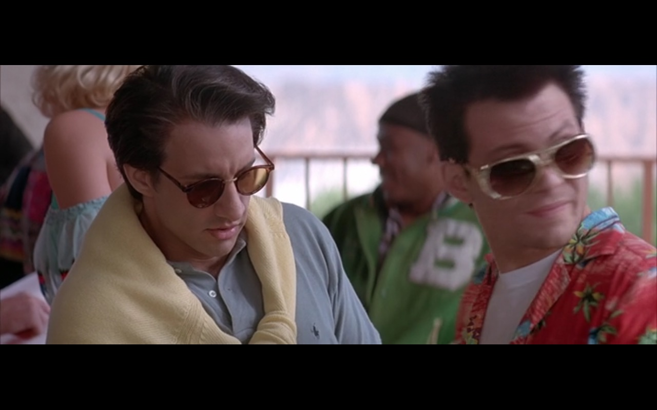 Ralph Lauren Polo Shirt - True Romance (1993) Movie Product Placement