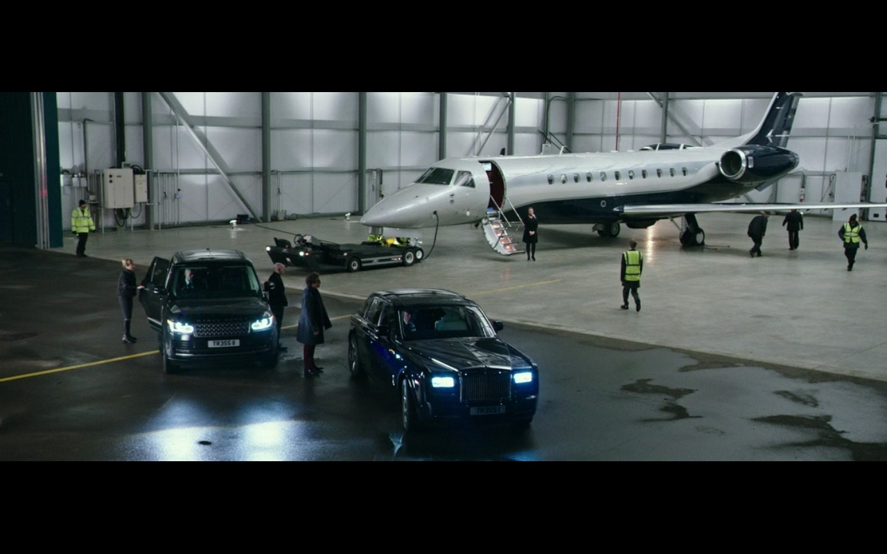 Rolls-Royce Phantom - Now You See Me 2 (2016) Movie Product Placement