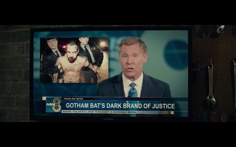 Samsung TV – Batman v Superman Dawn of Justice 2016 (1)