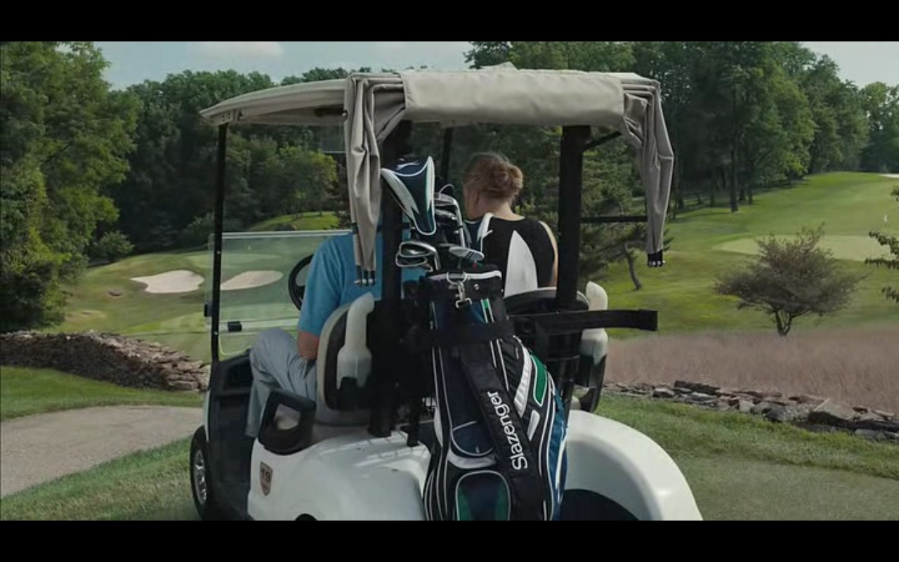 Slazenger Golf Equipment – Equity (2016) Movie Product Placement