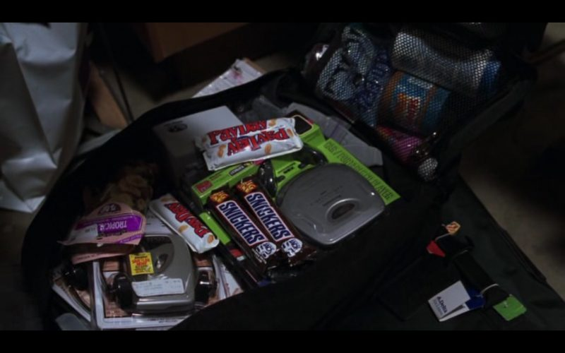 Snickers – Cast Away (2000)