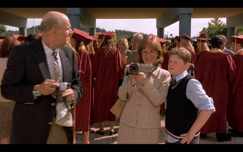 Sony Camcorder – EuroTrip (2004) Movie Product Placement