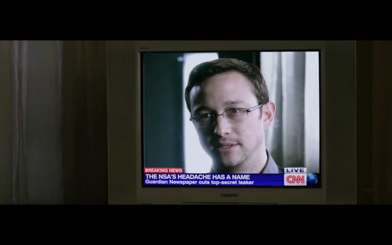 Sony TV and CNN – Snowden (2016)