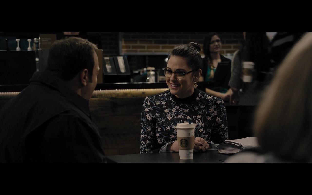 Starbucks – True Memoirs of an International Assassin (2016) Movie Product Placement