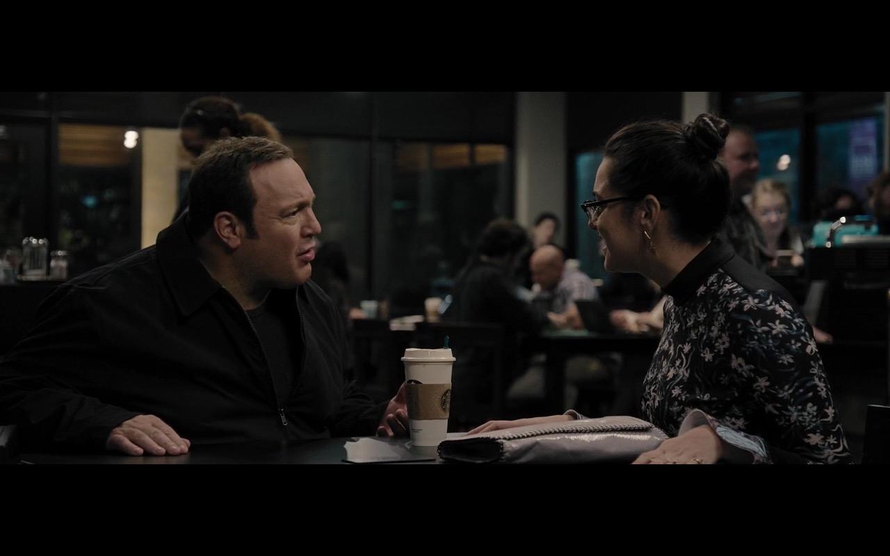 Starbucks – True Memoirs of an International Assassin (2016) - Movie Product Placement