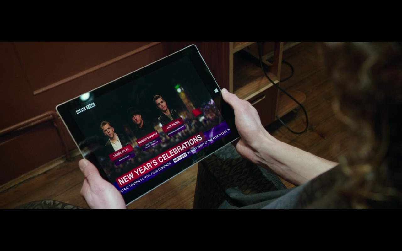 Surface Tablets - Now You See Me 2 (2016) - Movie Product Placement